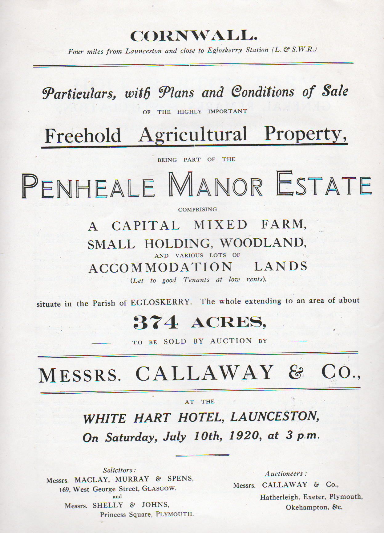 penheale-estate-sale-in-1920