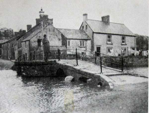 Priors Bridge in 1940.