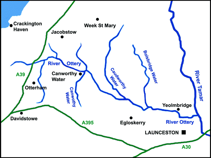 river-ottery-and-its-tributaries
