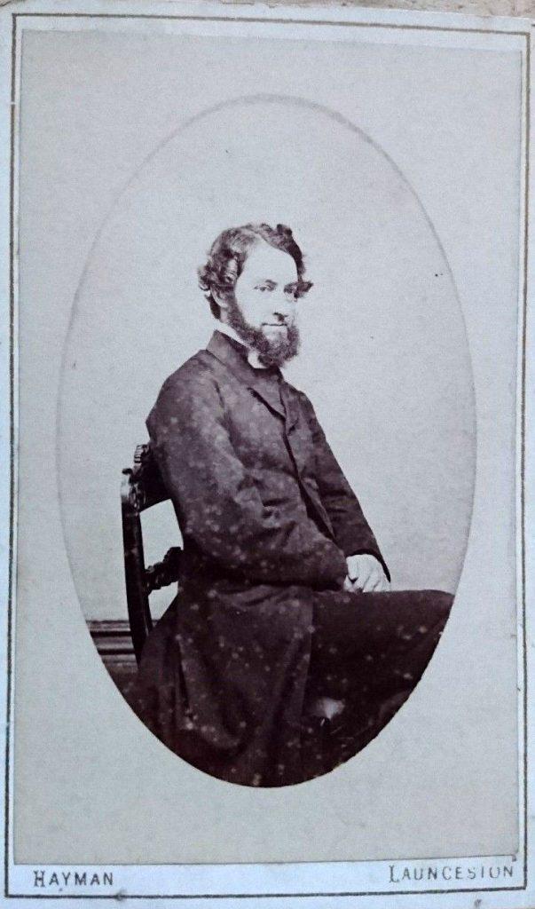 Samuel Childs Clarke