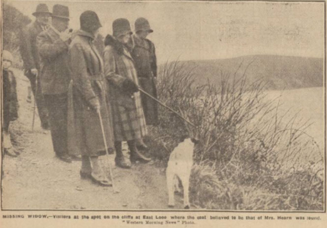 search-for-ann-hearn-at-looe-clifftops-1930