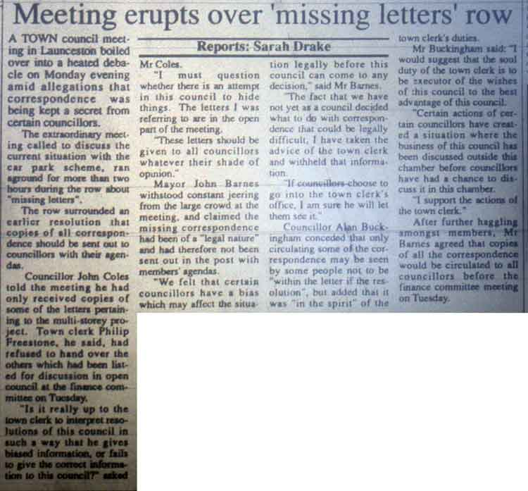september-1993-launceston-town-council-meeting