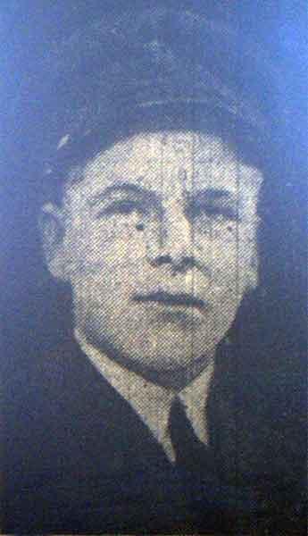 Sidney Robert Wevill.