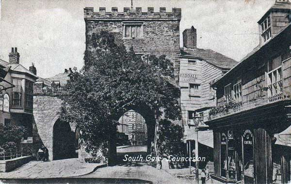Launceston's Southgate in 1914