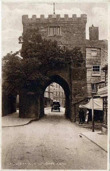 Launceston's Southgate in the 1920's