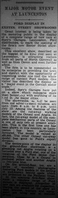 sprys-garage-exeter-street-showroom-grand-opening-in-july-1960