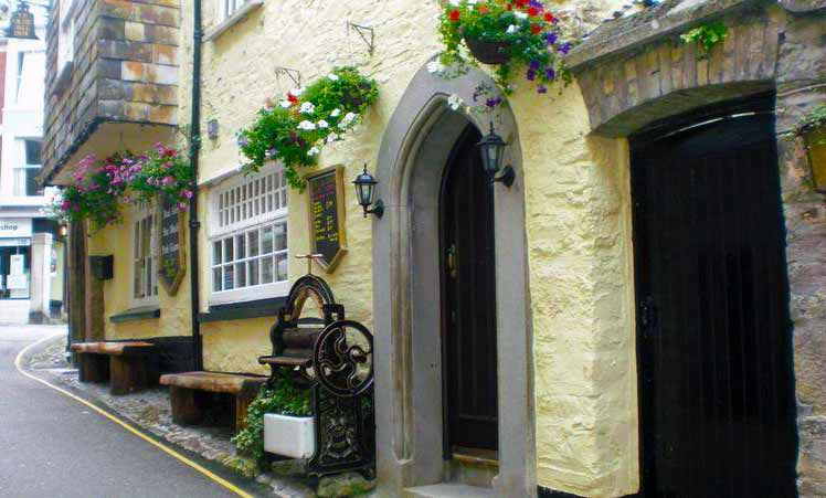 The Bell Inn, Tower Street.