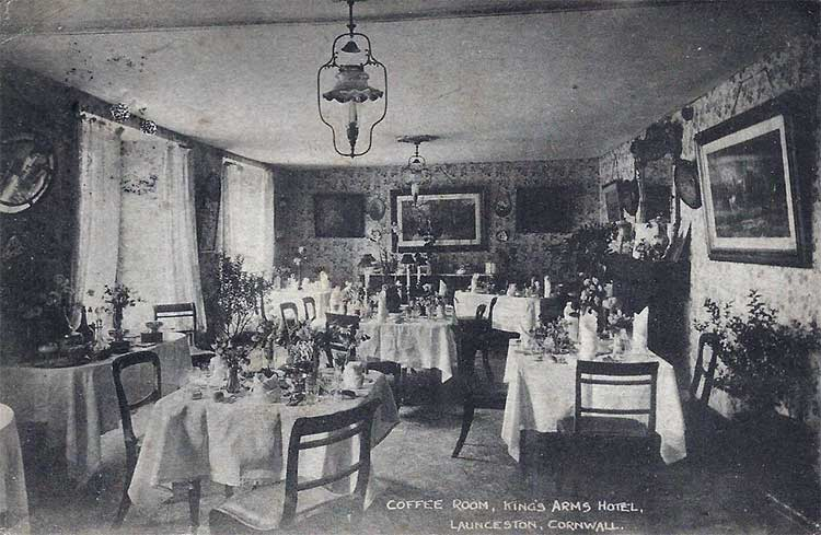 The Kings Arms Coffee Room
