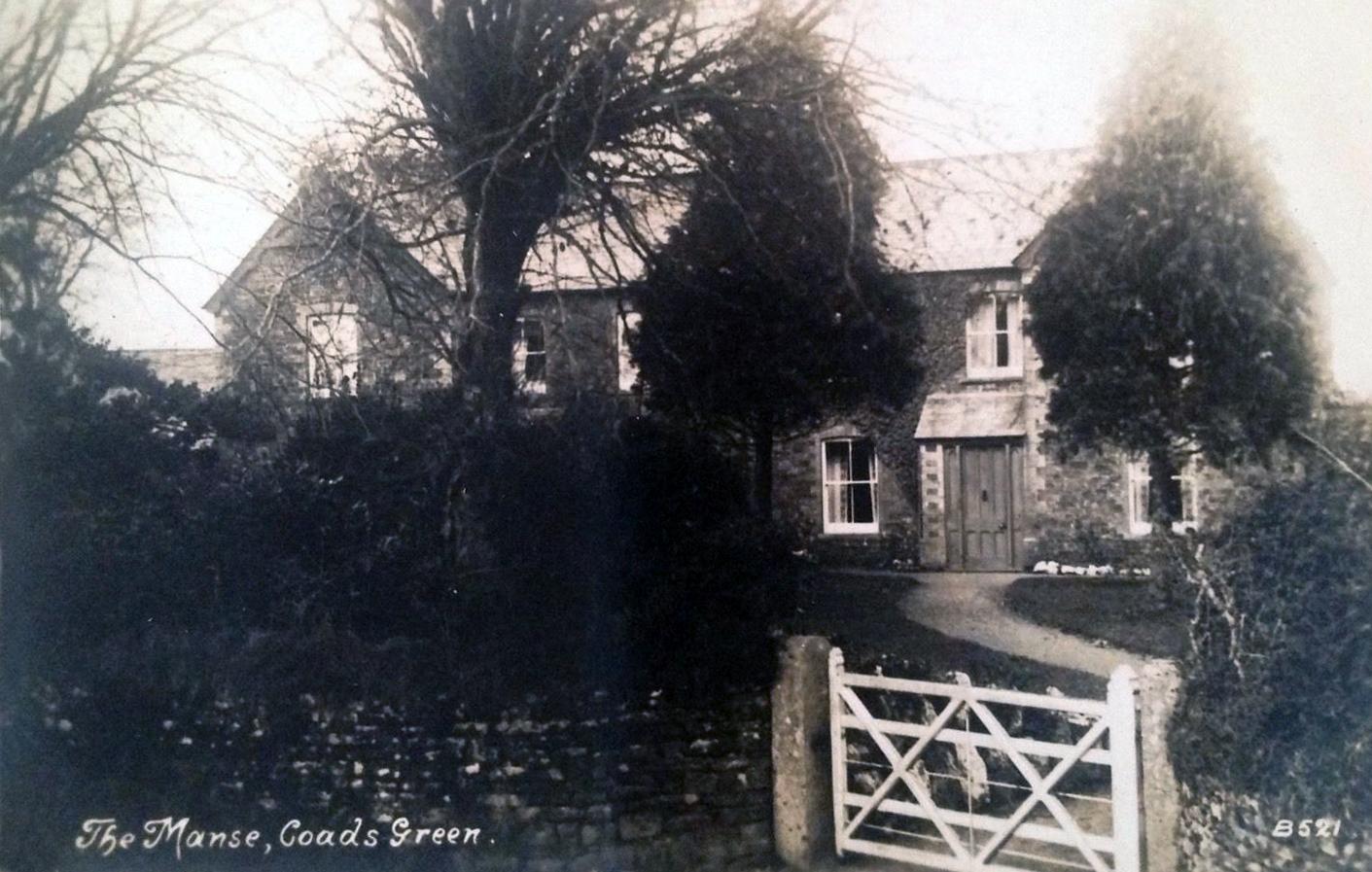 The Manse, Coads Green