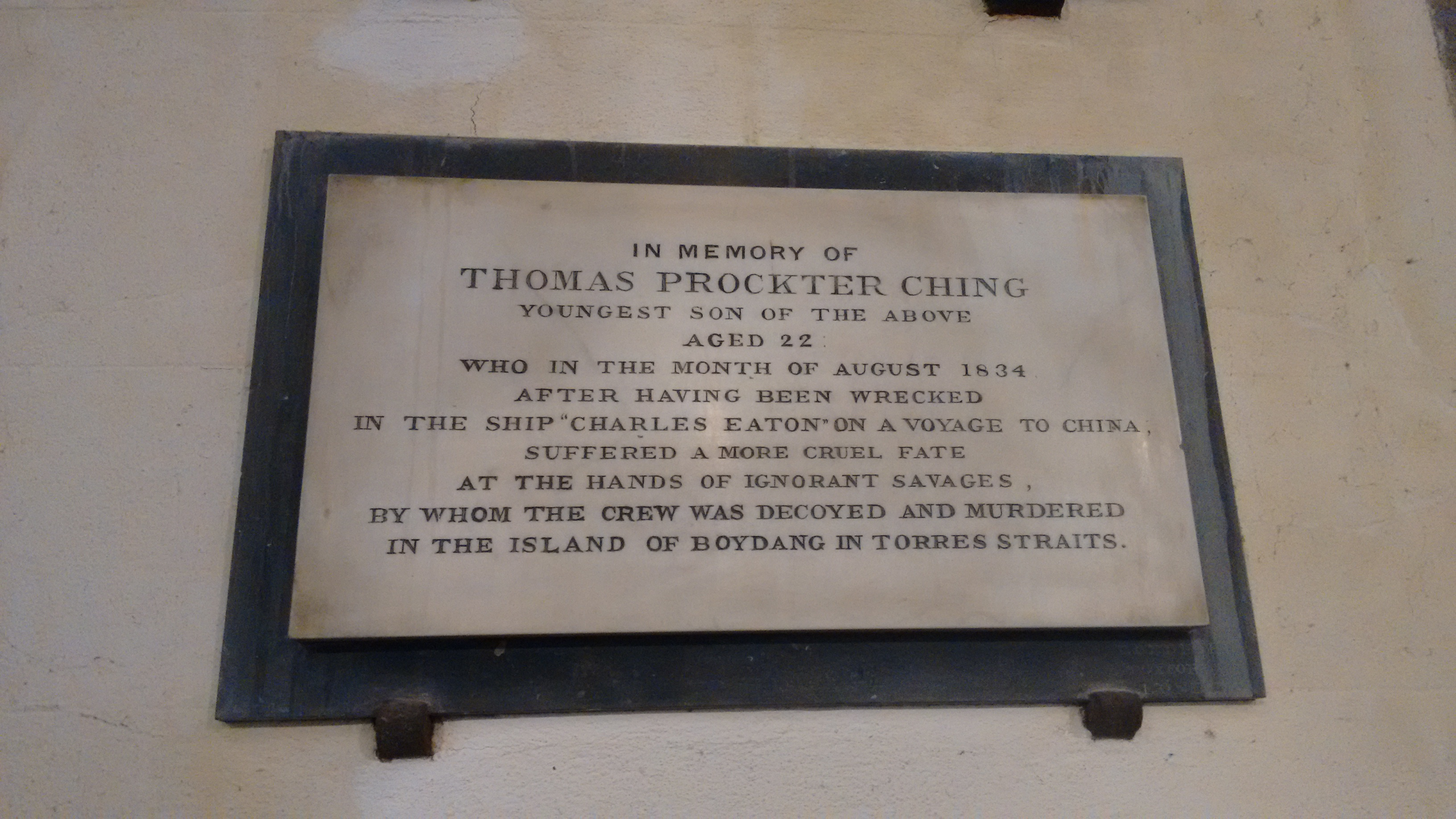 thomas-prockter-ching-memorial