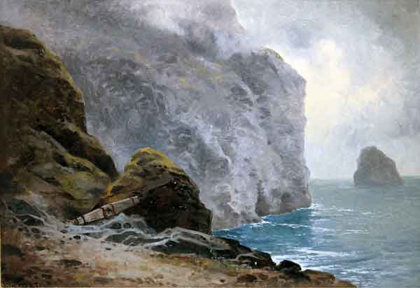 trebarwith-by-arthur-bevan-collier