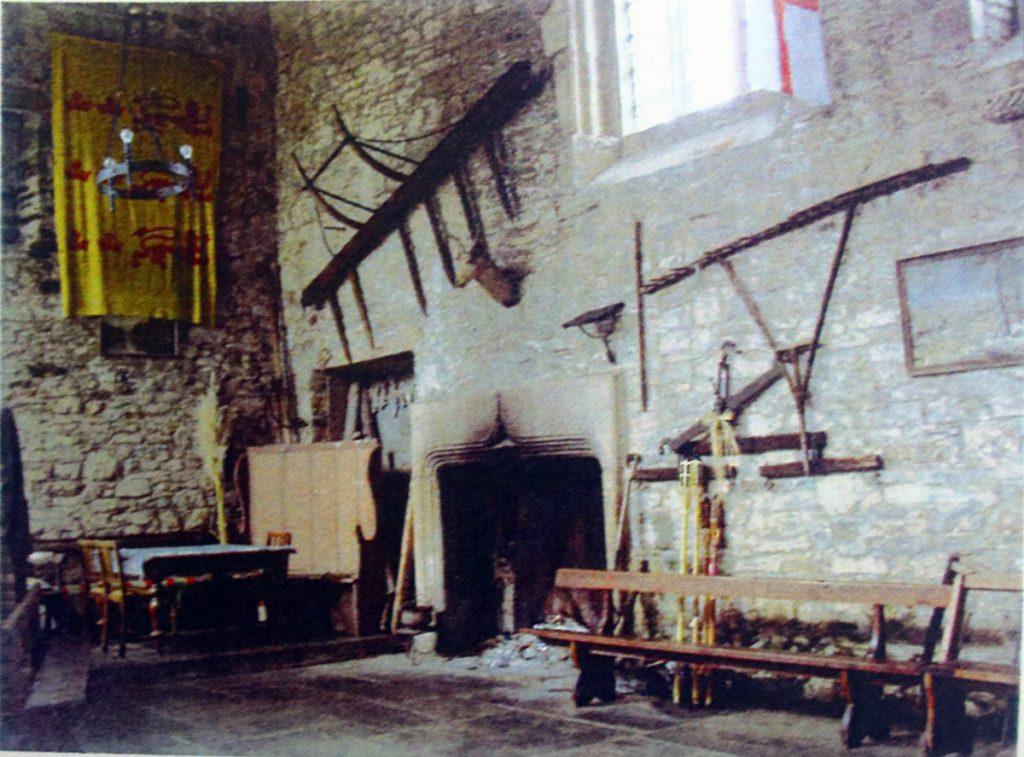 Trecarrell Manor Chapel