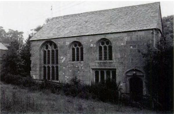 Trecarell Manor Hall, Trecarell, Trebullet.