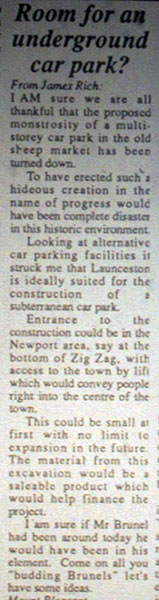underground-car-park-letter