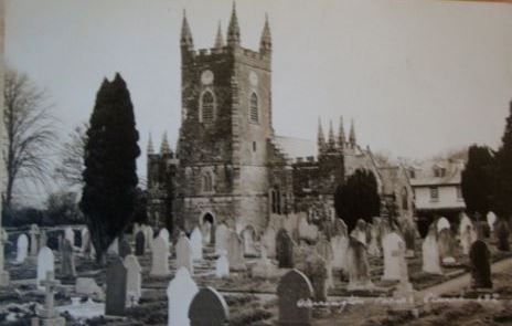 Werrington Church c.1900.