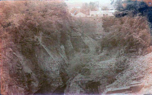 Yeolmbridge Quarry. Photo courtesy of Ray Boyd.