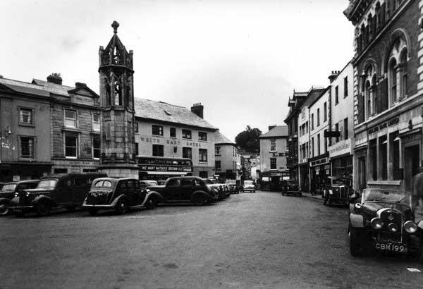 launceston-the-square-c1955_l20053