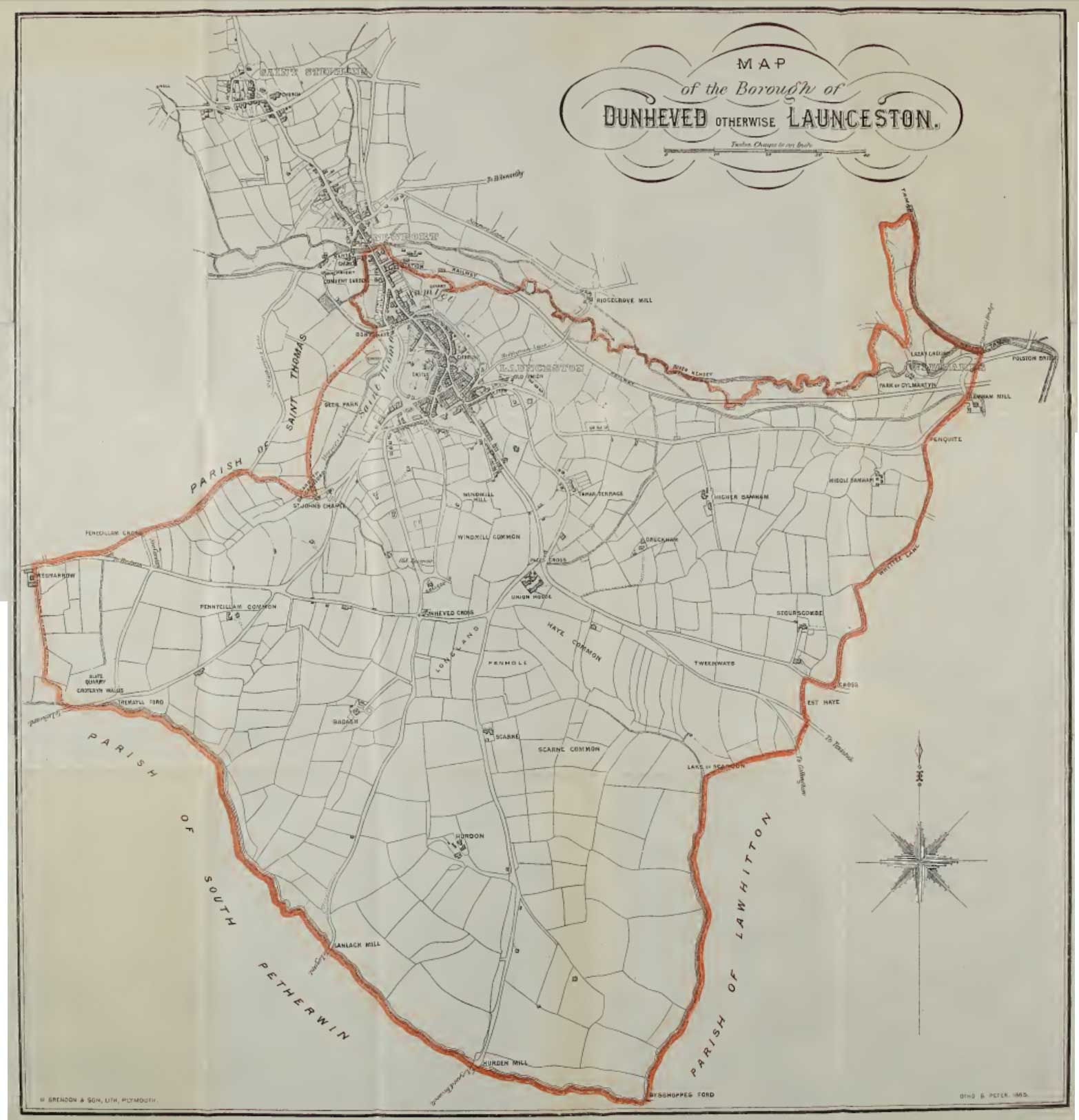 1880s-map-of-dunheved