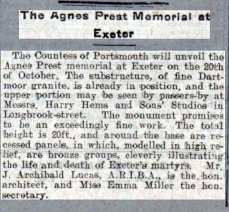 agnes-prest-memorial-september-1908