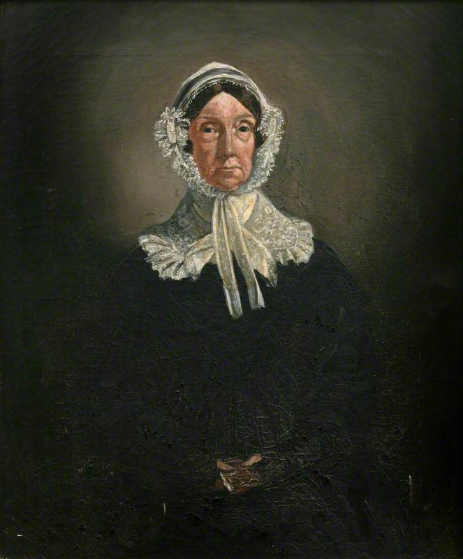 Alice Rowe. (c) Lawrence House Museum