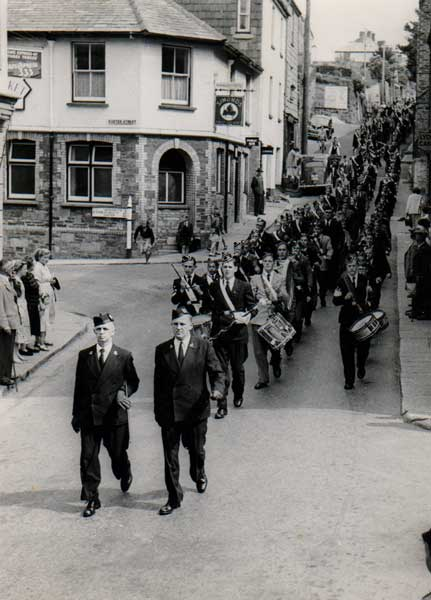 boys-brigade-parade-down-race-hill-with-eric-chapman-photo-courtesy-of-gary-chapman