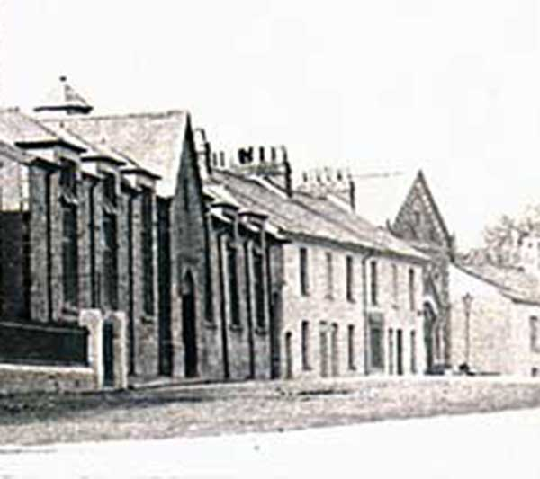 The British School, Western Road c.1900.