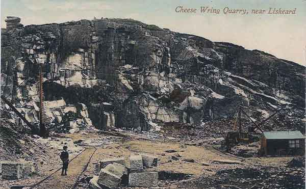 cheesewring-quarry