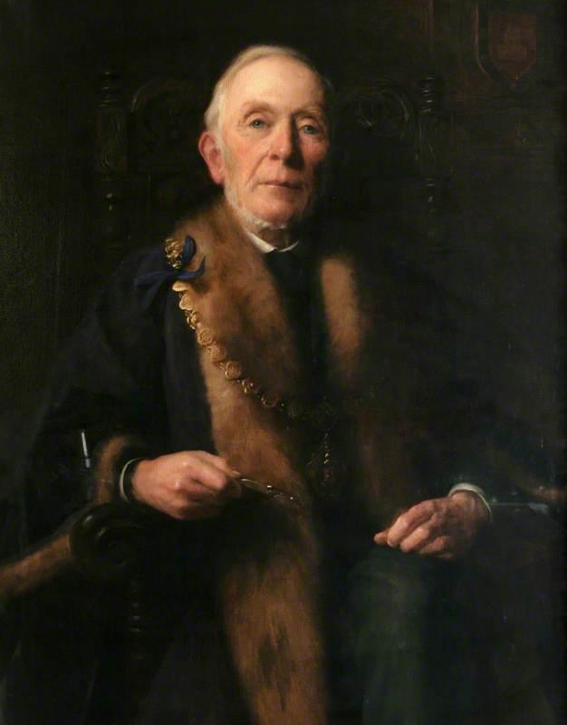 Edward Pethybridge. Courtesy of Launceston Town Couincil.