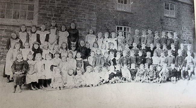 egloskerry-school-1910