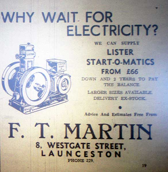 f-t-martin-advert-from-1957