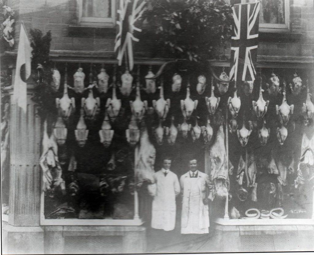 G. Rockey, 1, Church Street, Launceston