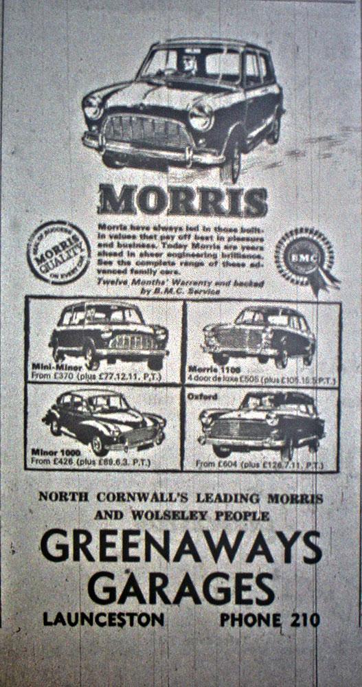 greenaways-advert-from-1964