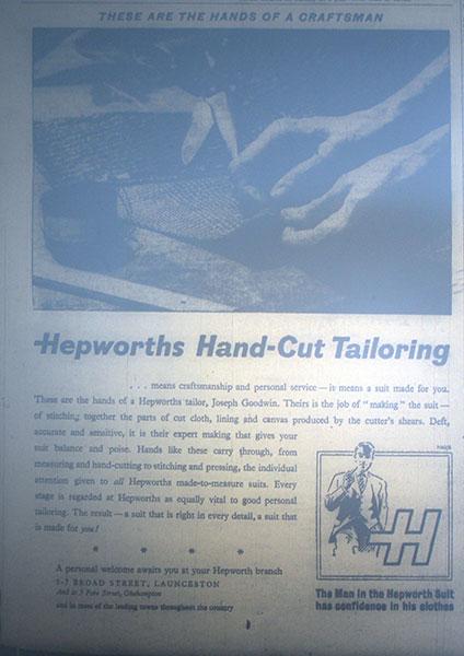 hepworths-broad-street-launceston-advert-from-1960