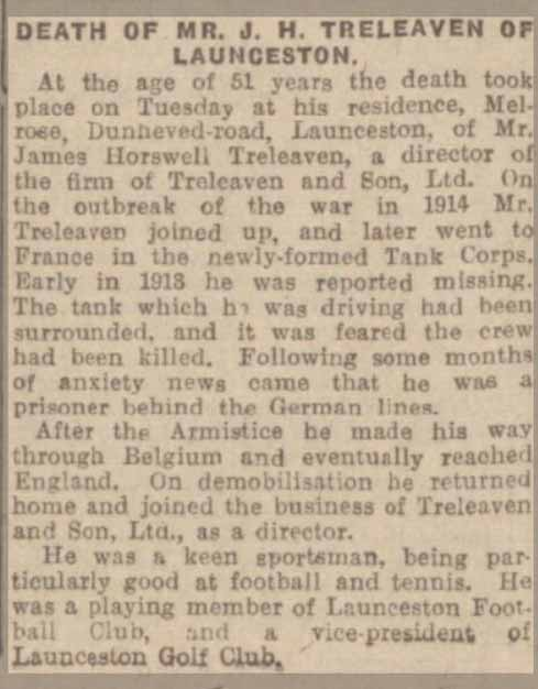 j-h-treleaven-death-announcement-western-times-29-december-1939
