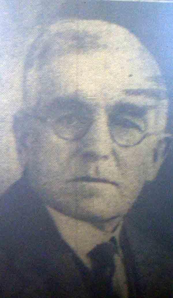 James Wooldridge