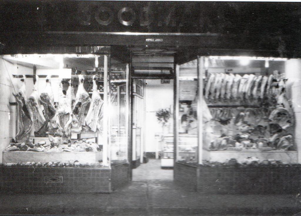Lewis Goodman 1, Church Street, Launceston
