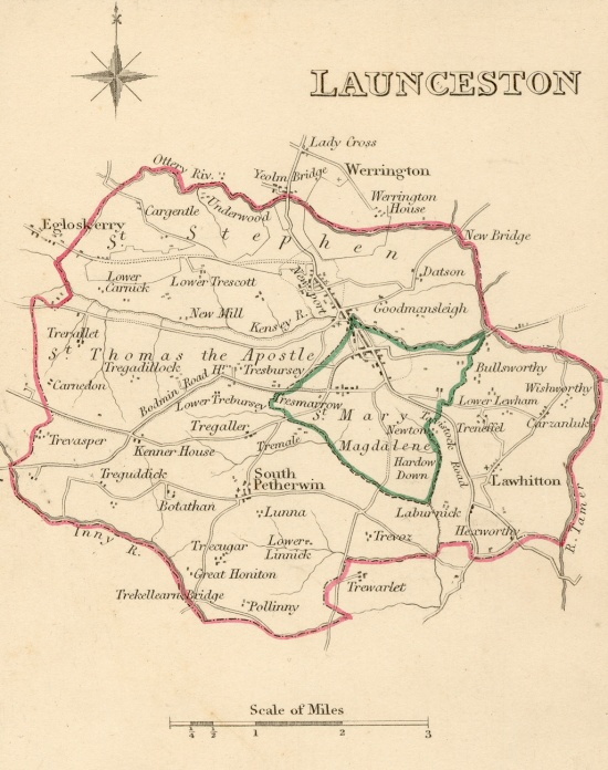 map-of-launceston-district-1835