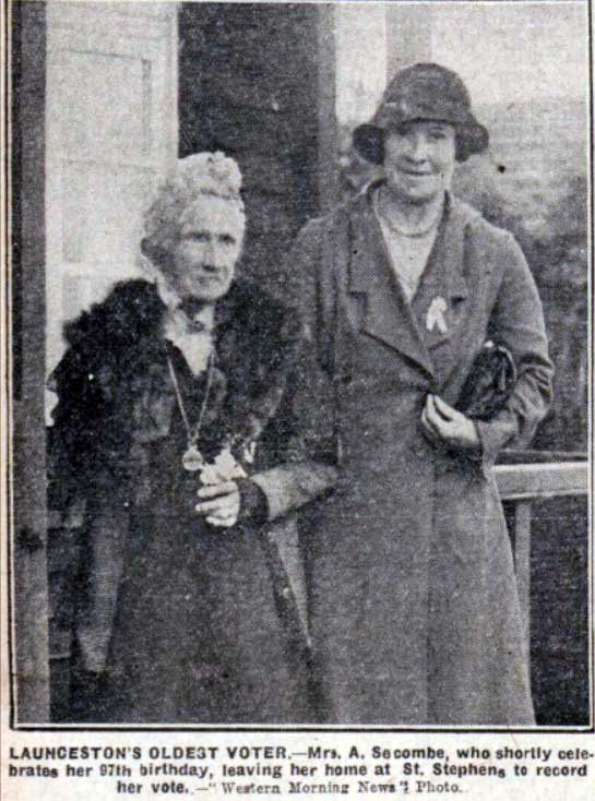 mrs-seccombe-1932-by-election