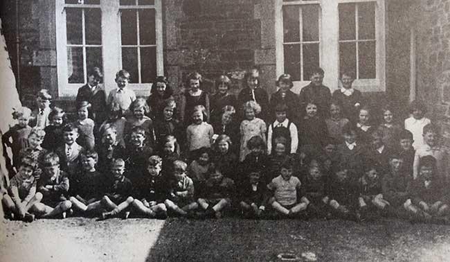 National School c.1940.