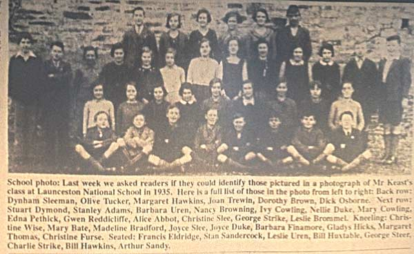 National School from 1935
