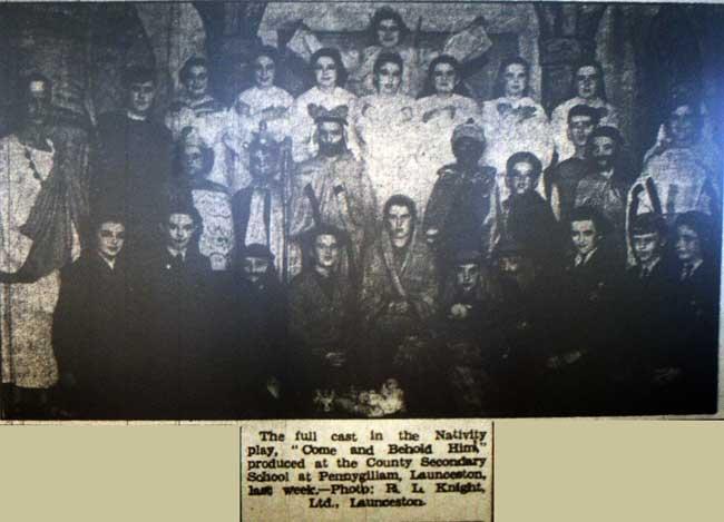 pennygillam-secondary-school-nativity-play-1955