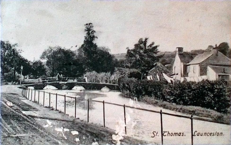 Priors Bridge 1907 by slee
