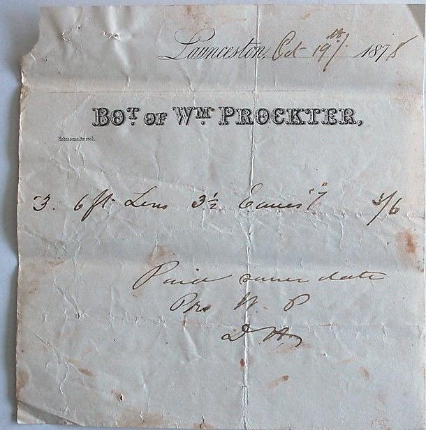 prockter-1878-invoice