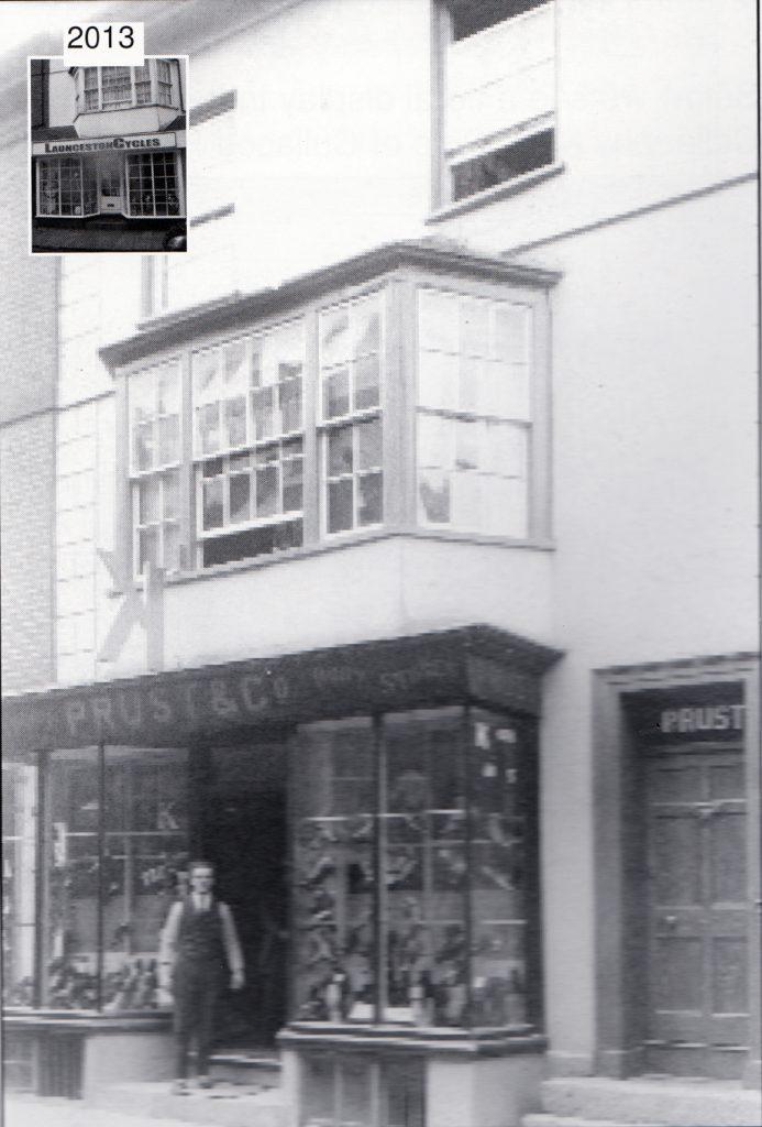 Prust and Co., Southgate Street, Launceston