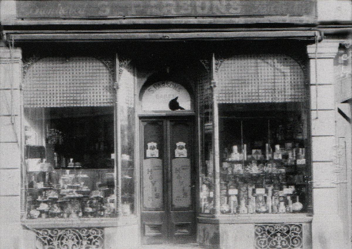 S. Parsons, Church Street c.1920's.