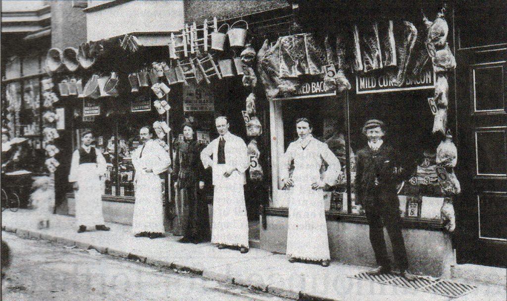 Sopers Tea Company, Westgate Street, Launceston.