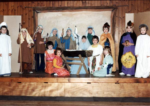 south-petherwin-school-nativity-play-in-the-1970s