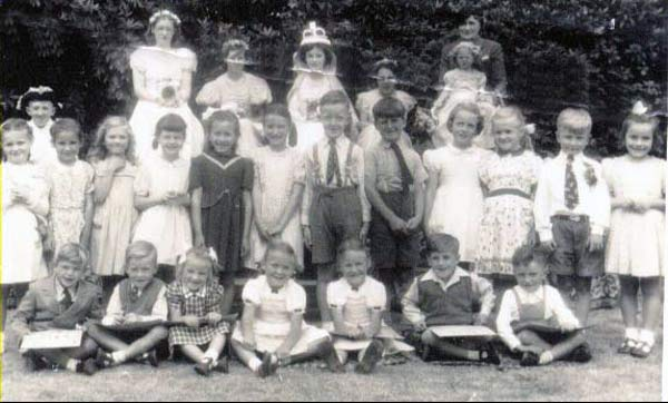 south-petherwin-school-children-year-unknown