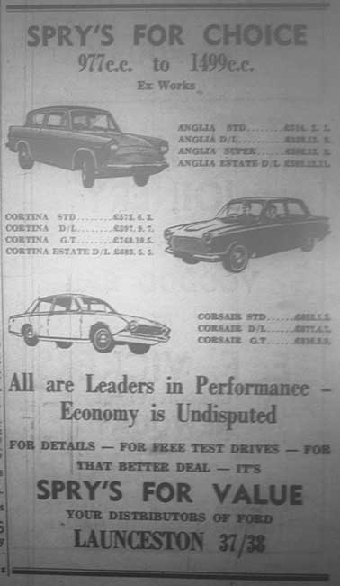 sprys-garage-advert-1964