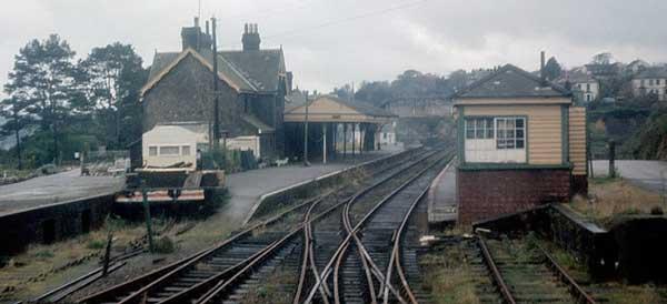 tavistock-station